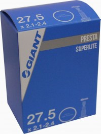 "giant-27.5""-x-2.1-2.4-presta-valve-48mm-threaded-0.73mm-thickness-tube-330000071"